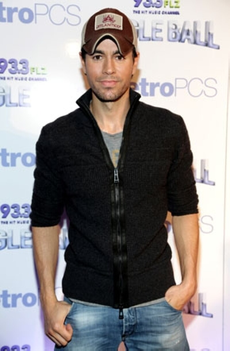 El cantante Enrique Iglesias confirmó su actuación en la entrega de los Premios MTV EMA 2014, para los que está nominado en la categoría de Mejor World Stage.