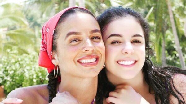 Biby Gaytán y Ana Paula Capetillo