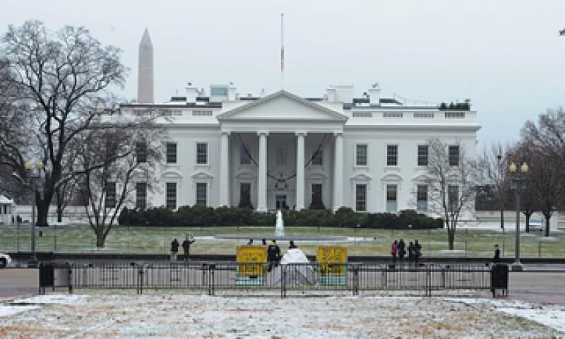 Los sueldos más altos en la Casa Blanca de 172,200 anuales son para 22 personas. (Foto: Notimex)