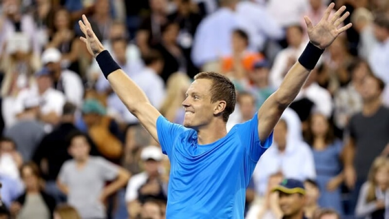 Tomas Berdych US Open victoria sobre roger federer