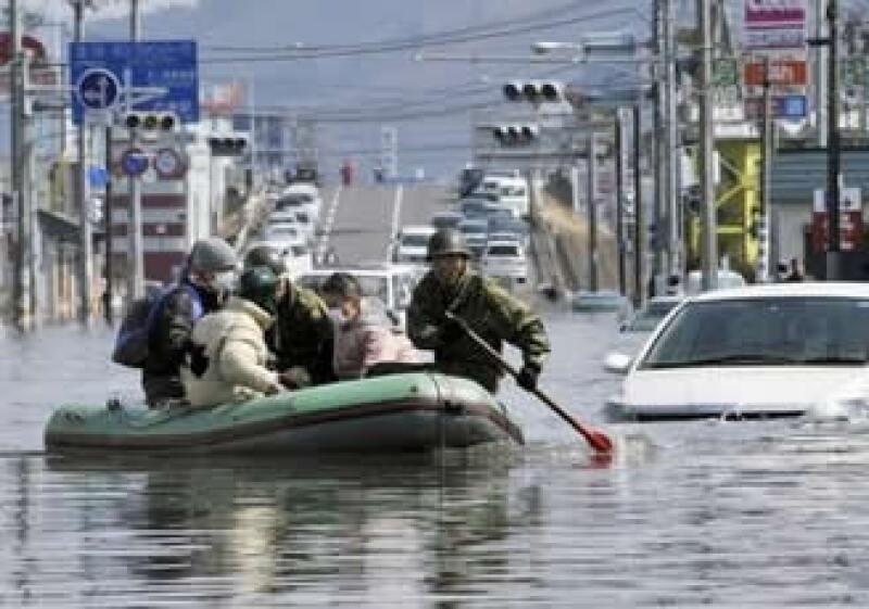 El número de empresas y propietarios de vivienda con seguro contra terremoto es bajo en Japón, de entre 14 y 17%. (Foto: AP)