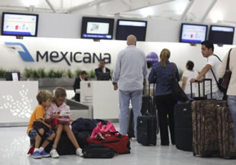 Los reembolsos para los usuarios de Mexicana iniciarán la segunda quincena de diciembre.  (Foto: AP)