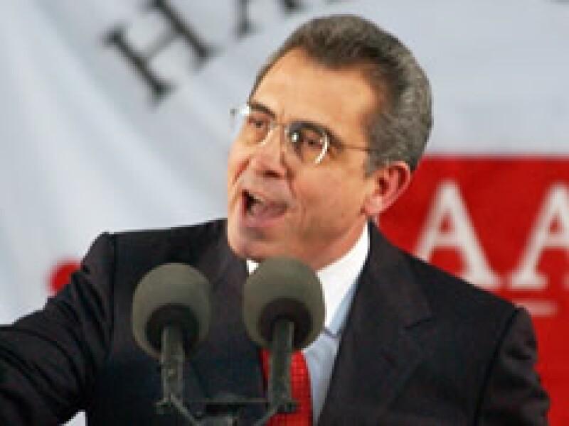 Ernesto Zedillo sugirió una reforma para reducir la dependencia petrolera que tiene México. (Foto: Archivo)