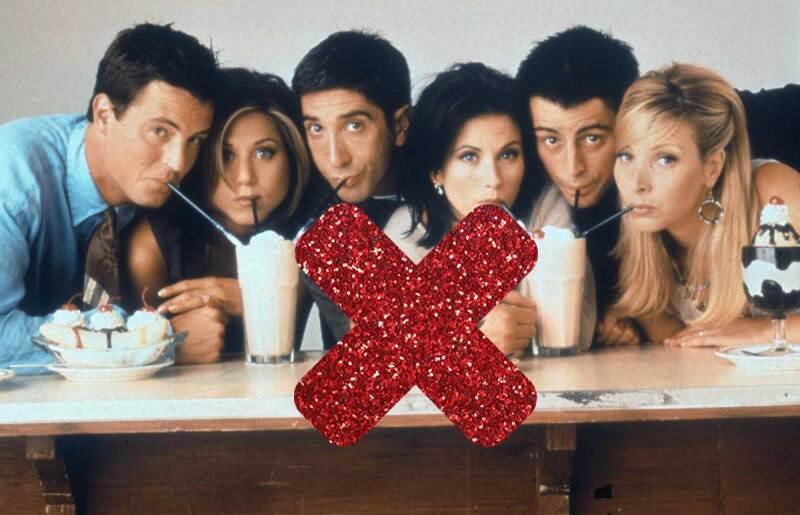 Friends-Criticada-Serie