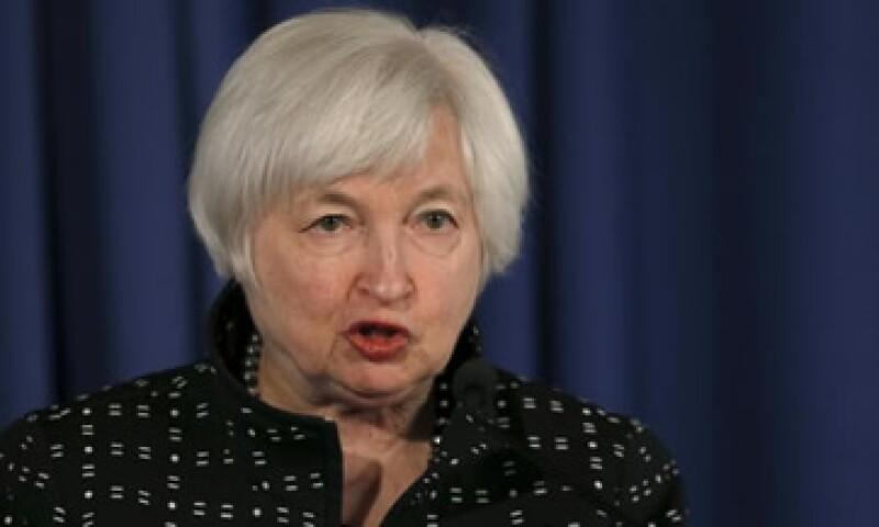 Janet Yellen dijo antes que un alza de la tasa en diciembre era una posibilidad real.(Foto: Reuters )