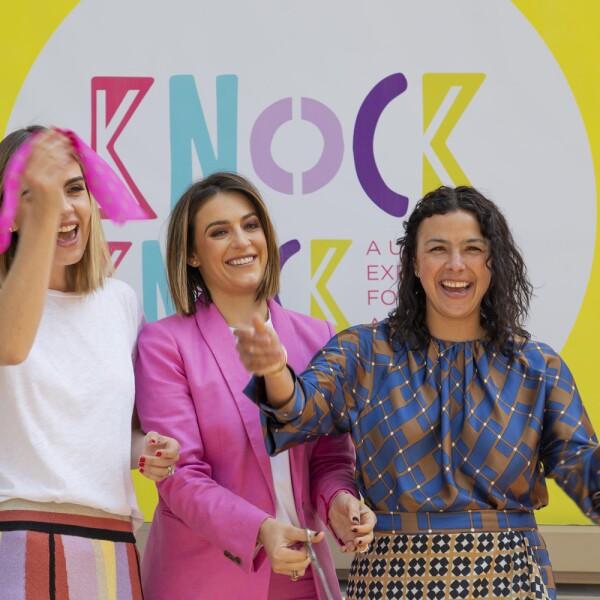 Andrea Fernández LANGENSCHEIDT, Pamela González de Haro y Mariana Sánchez Mujica
