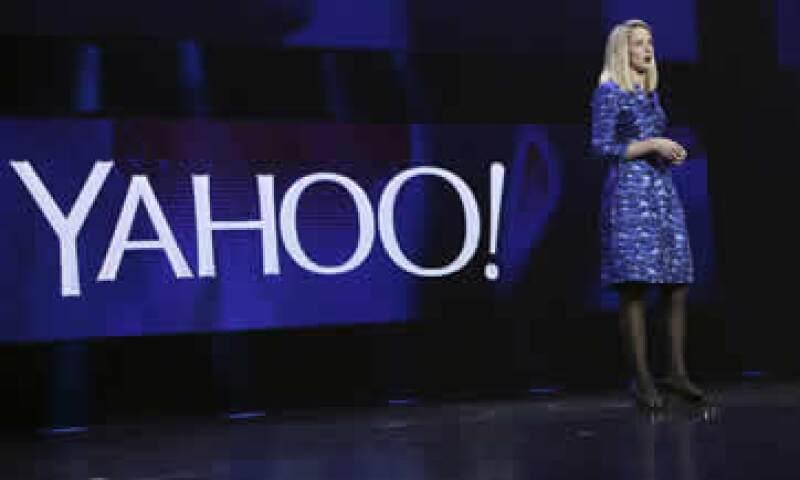 Marissa Mayer afirma que Yahoo tiene una de las mejores bases de datos en Internet. (Foto: Reuters)