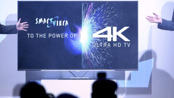 La tecnología 4K debutó durante el mundial de futbol Brasil 2014.