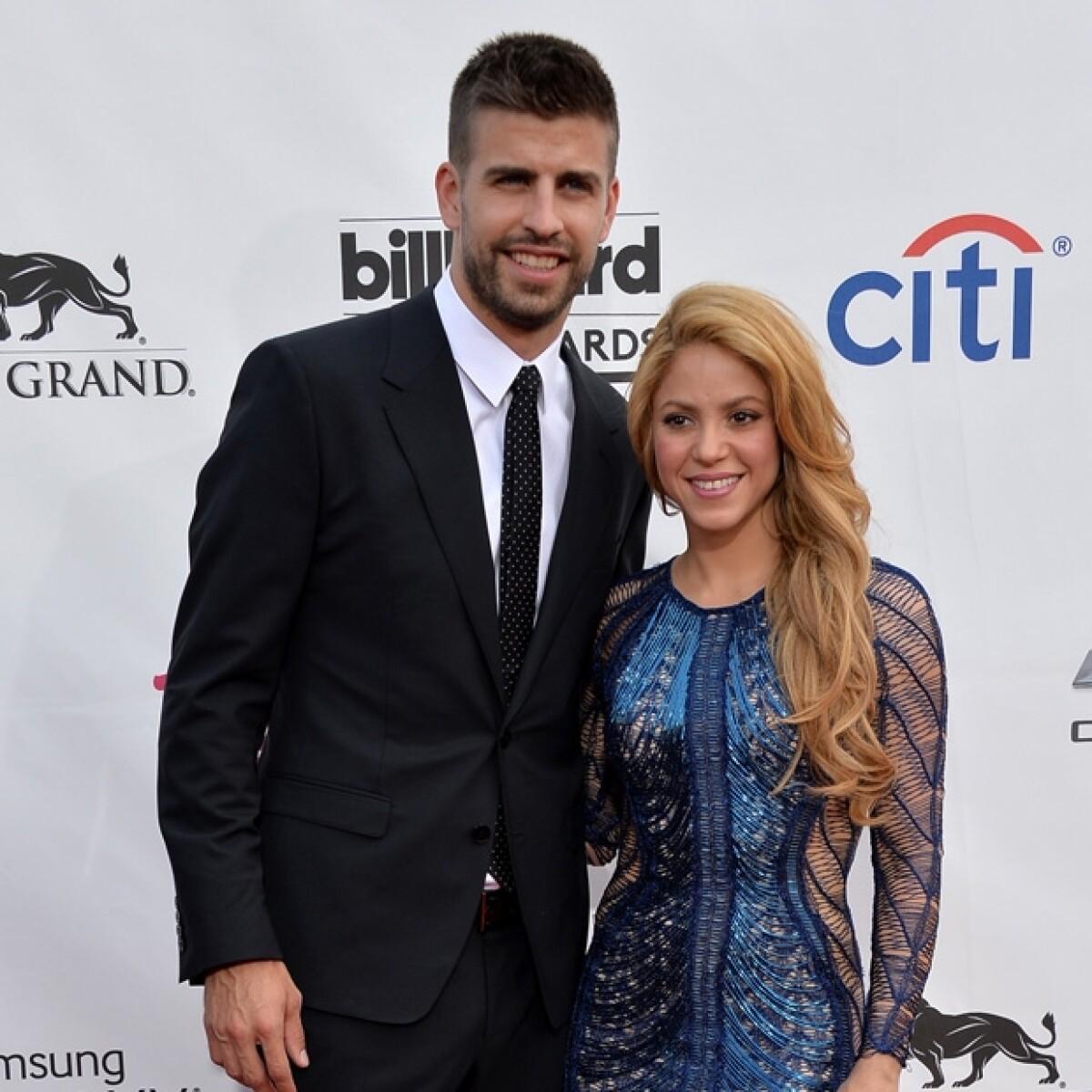 Tras eliminación de España, Shakira da su apoyo a Colombia