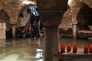 venecia inundación