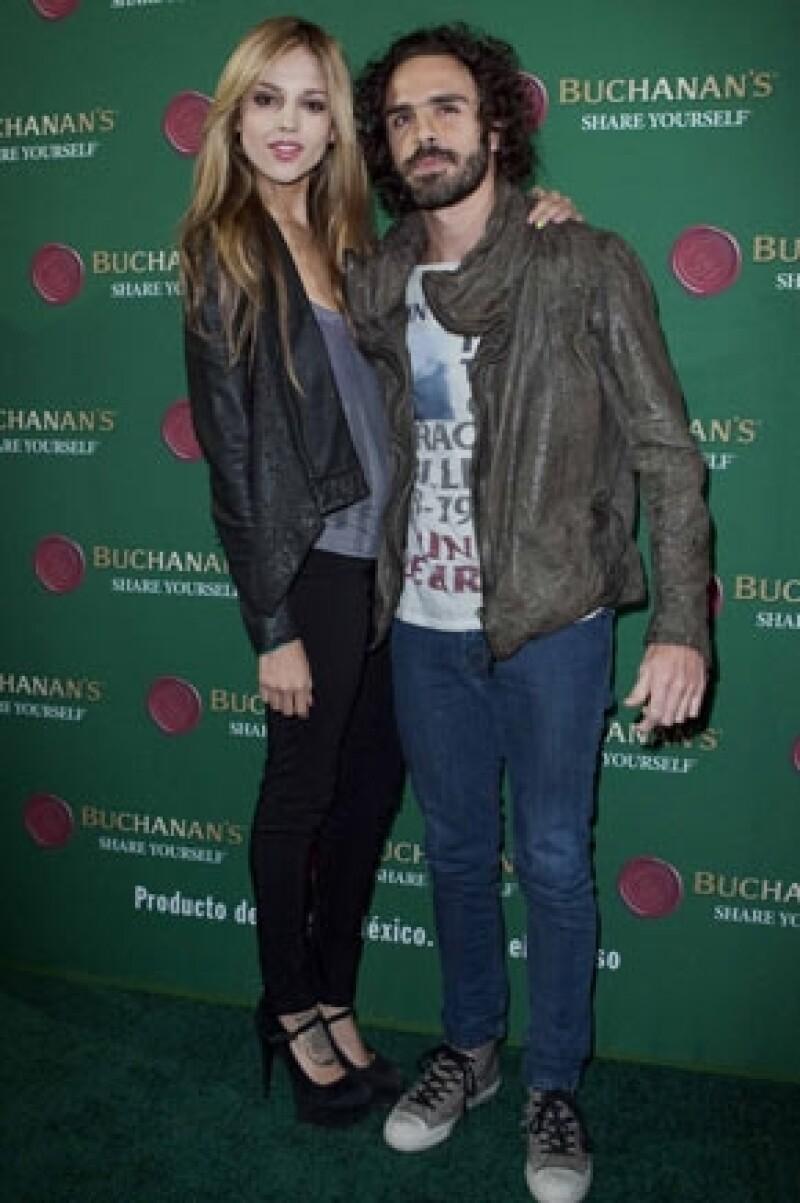 A pesar de que confirmaron su truene el 31 de octubre, los ex acudieron a dicho evento llevado a cabo en El Plaza Condesa.