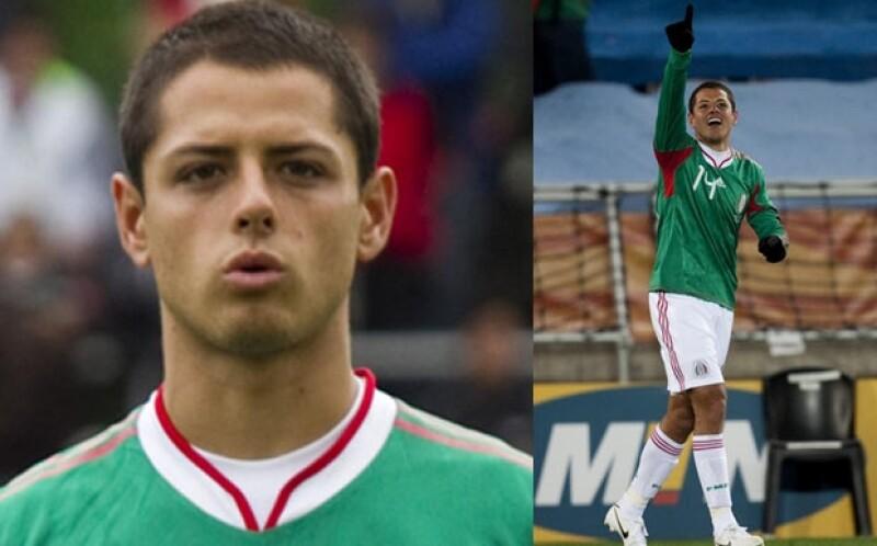 Quién es el guapo de la Selección Mexicana  a9f5ee5183af0