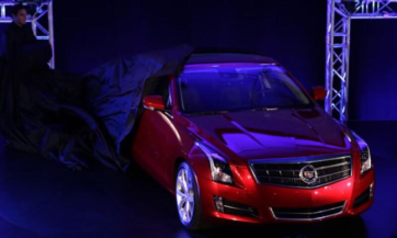 Cadillac vendió cerca de 3,000 ATS en diciembre. (Foto: AP)