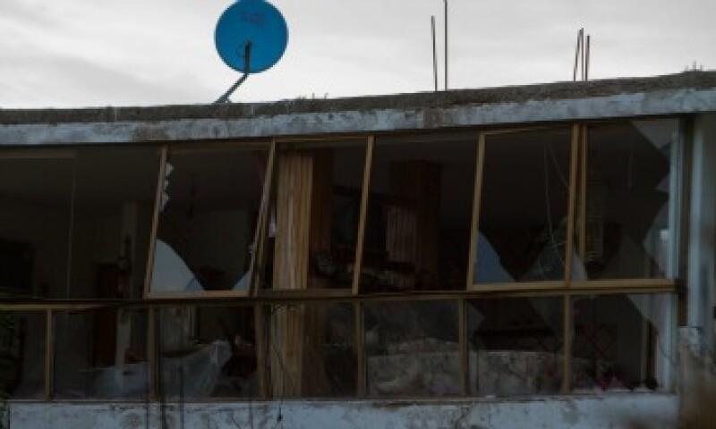 El huracán tocó tierra sin dejar daños mayores a las poblaciones del occidente de México. (Foto: Notimex )