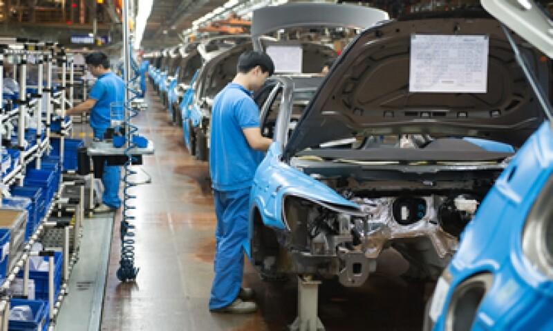 La producción del vehículo iniciaría en 2016. (Foto: AFP )