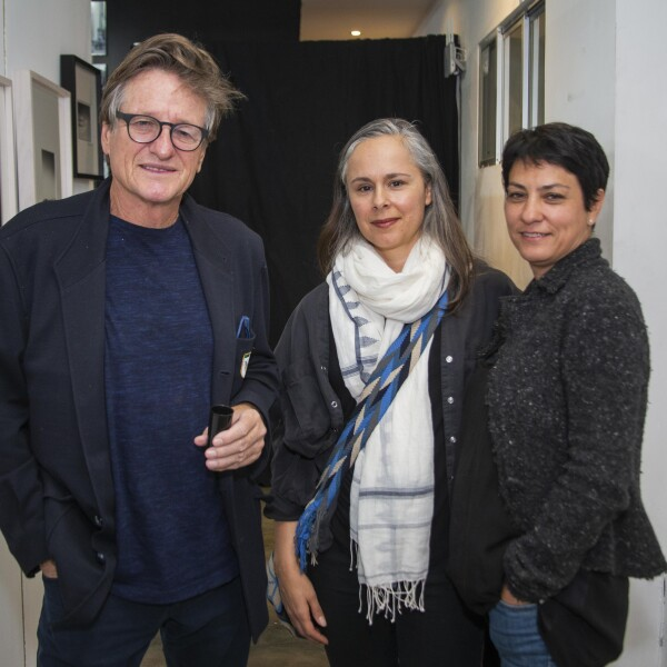 Georgeo Brignone, Gretchen Kimball, Mónica Valerio