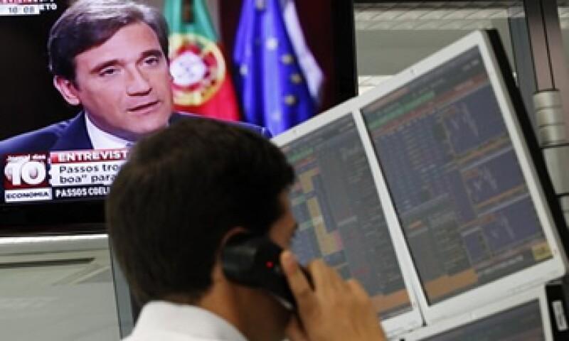 Moody's rebajó su calificación de crédito en Portugal en cuatro escalones a Ba2 en julio. (Foto: AP)