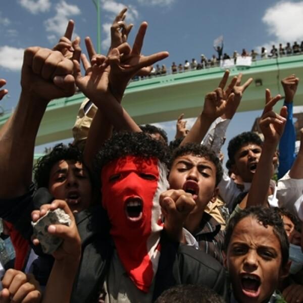 Yemen protestas 1