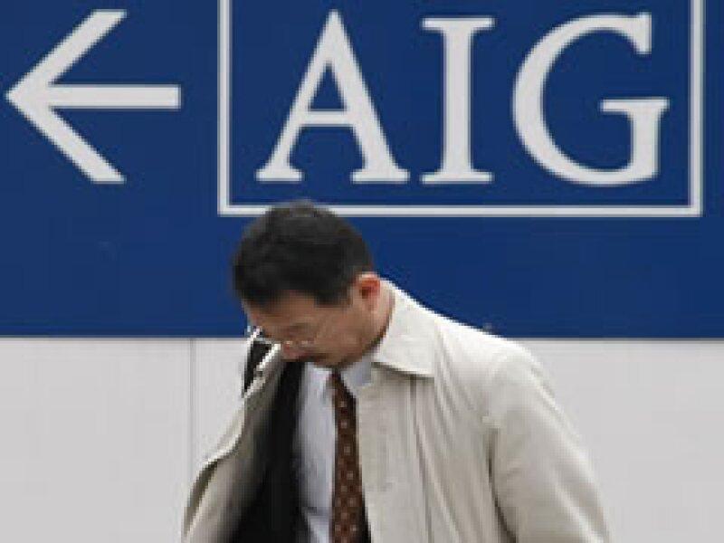 El gobierno estadounidense tiene cerca de un 80% de participación en la aseguradora. (Foto: Reuters)