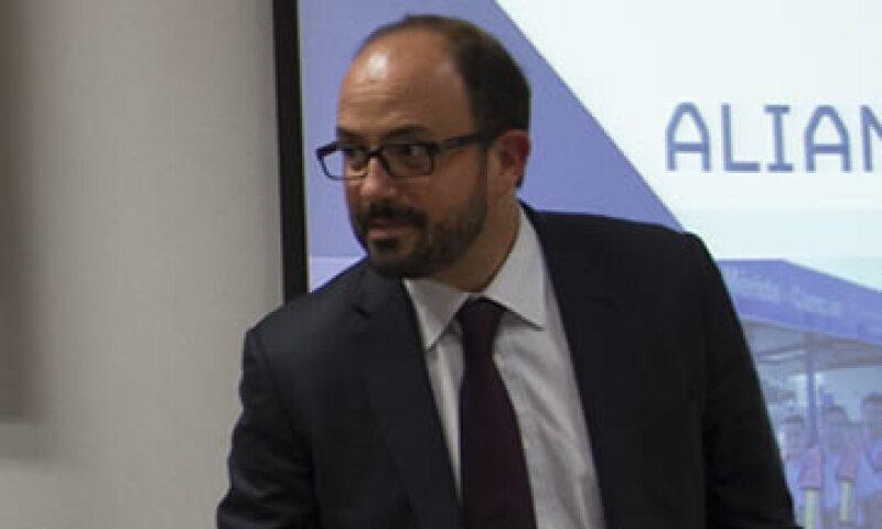 Alonso Quintana, el director general de la constructora mexicana ICA podría dejar el cargo. (Foto: Cuartoscuro )