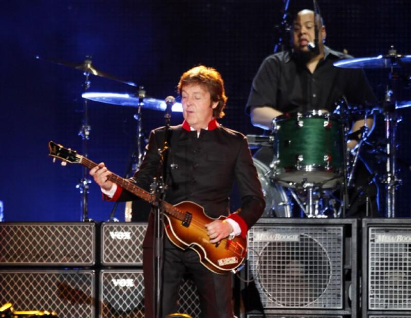El cantante escribió en su página de Internet que sus conciertos en el País le recordaron la época de la Beatlemanía