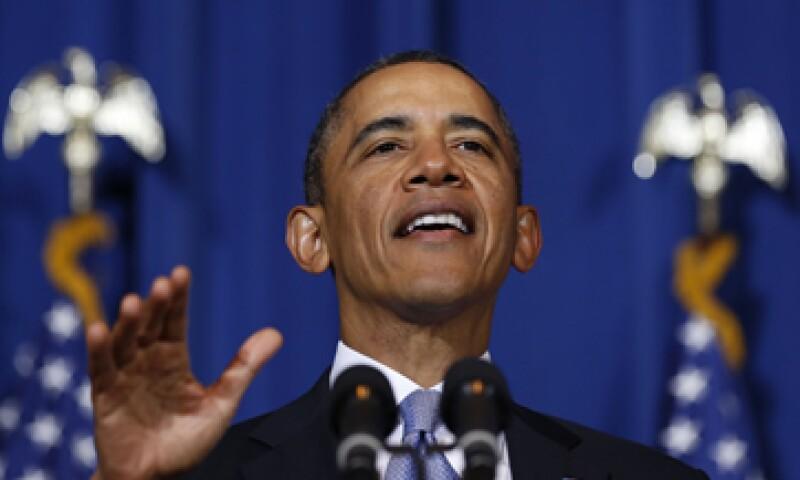 Los estadounidenses merecen algo mejor que el estancamiento político, dijo el presidente. (Foto: Reuters)