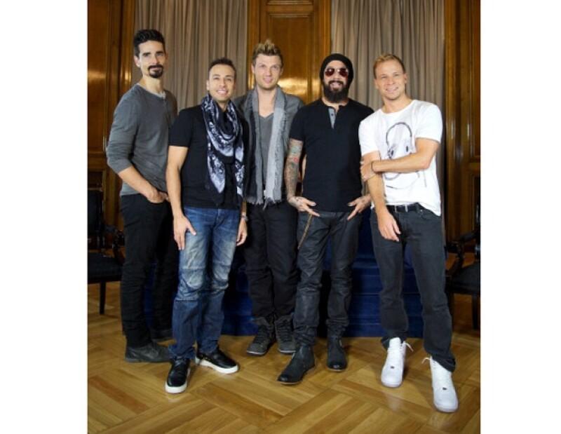 Diversos hoteles están convenciendo al quinteto para realizar una serie de conciertos, la que todavía no está segura de hacerlos es Victoria. Por otra parte los Backstreet Boys serían los teloneros.