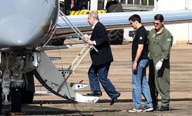El empresario está presuntamente vinculado con contratos ilegales para un buque sonda con la petrolera. (Foto: AFP)