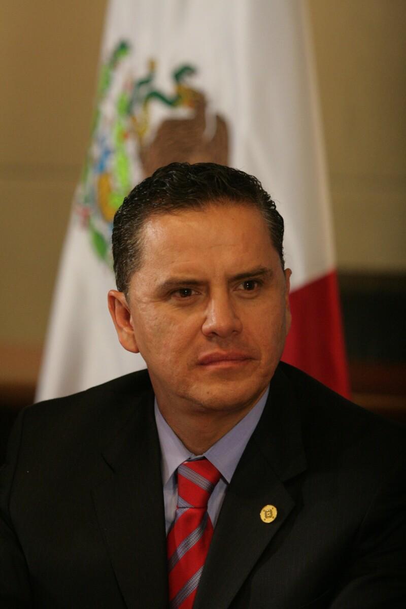 Gobernador en vías de exilio