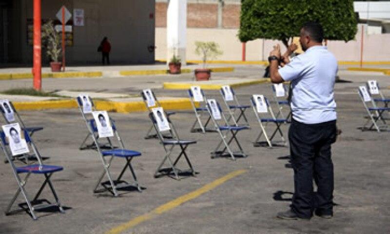 En México hay 17 escuelas normales rurales, según el SIBEN. (Foto: Cuartoscuro )