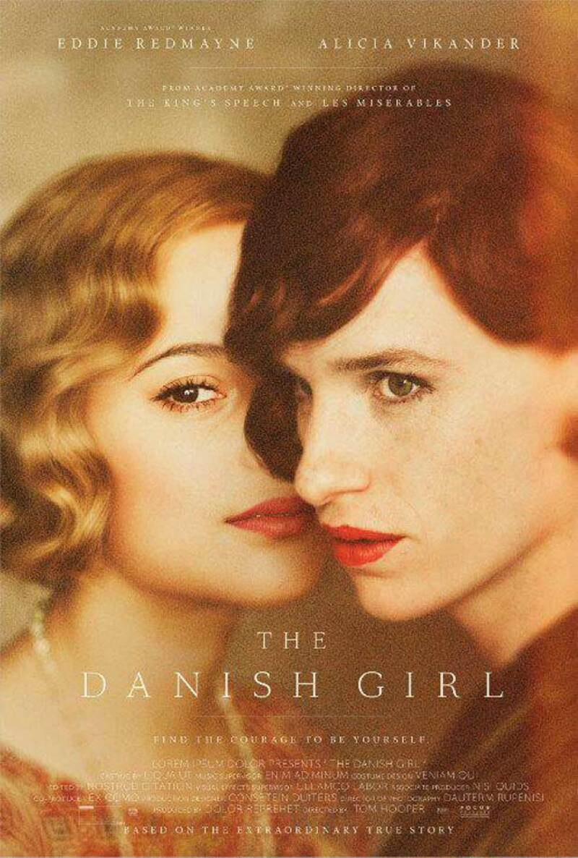 """El actor británico una vez más vuelve a impactar al convertirse en la primer mujer transgénero Lili Elbe, en la nueva película """"The Danish Girl""""."""