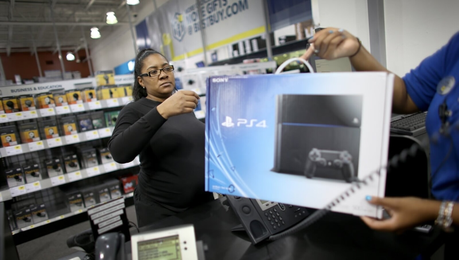 PlayStation 4 venta EU 4
