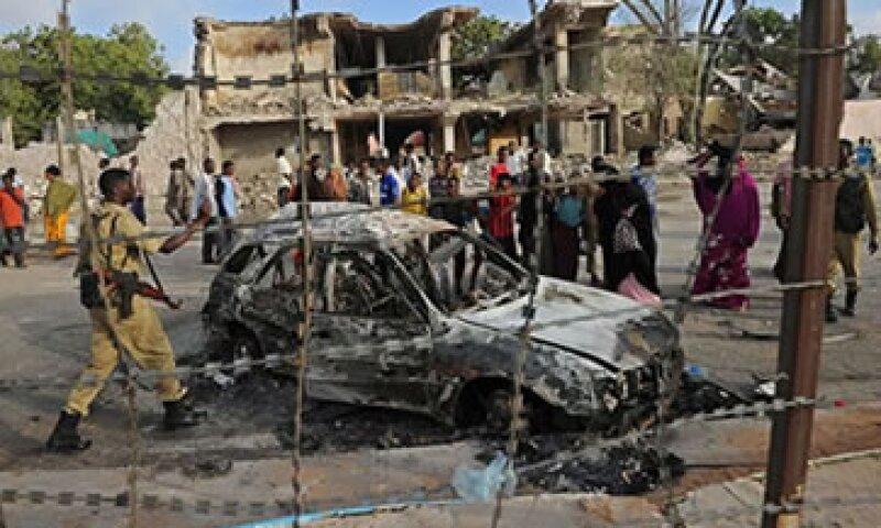 El ataque ocurrió este sábado a 193 kilómetros al norte de Mogadiscio. (Foto: Getty Images )