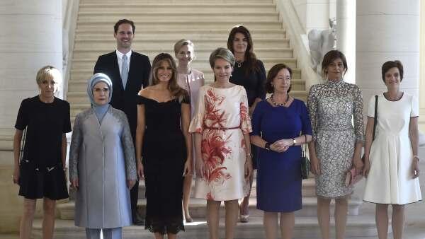Reunión de primeras damas