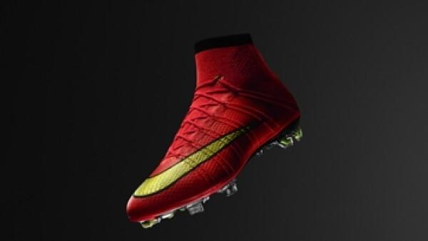 Tenis Nike para futbol