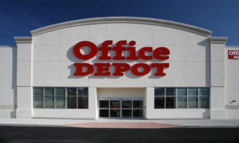 Office Depot opera cerca de 1,900 establecimientos en Estados Unidos. (Foto: tomada de www.news.officedepot.com)