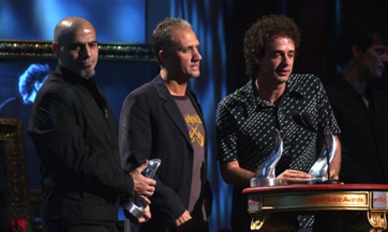 Dos años duraron las negociaciones para formalizar la creación del show sobre Soda Stereo. (Foto: Getty Images)