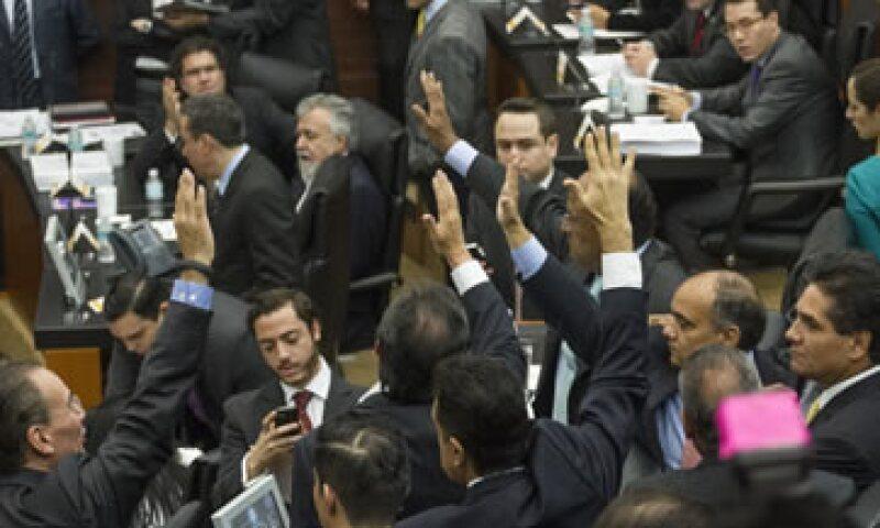 El martes pasado, comisiones del Senado dieron el visto bueno a los cuatro dictámenes de la legislación. (Foto: Cuartoscuro)