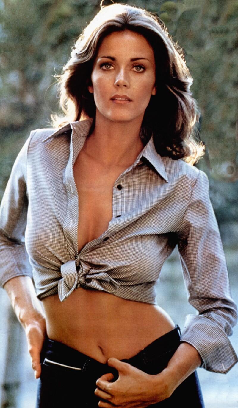 Lynda en un retrato de enero de 1970.