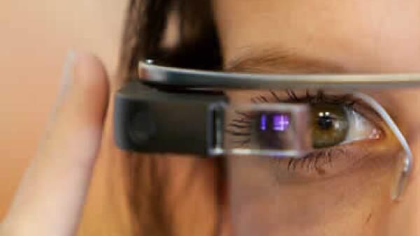 Glass, la propuesta de tecnología vestible de Google.  (Foto: Google)