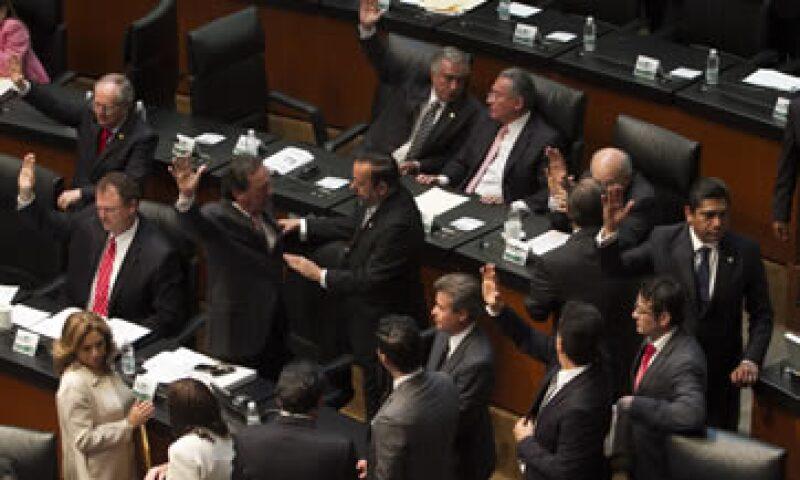 Con lo aprobado por el Senado este sábado, que el precio del gas licuado de petróleo o LP sea fijado por el mercado.  (Foto: Cuartoscuro)
