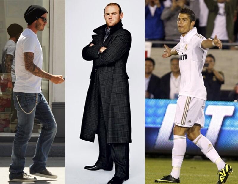 Ales Ferguson cumplirá en noviembre 25 años al frente del Manchester United, club en el que ha visto debutar a David Beckham y Cristiano Ronaldo, entre muchos otros.