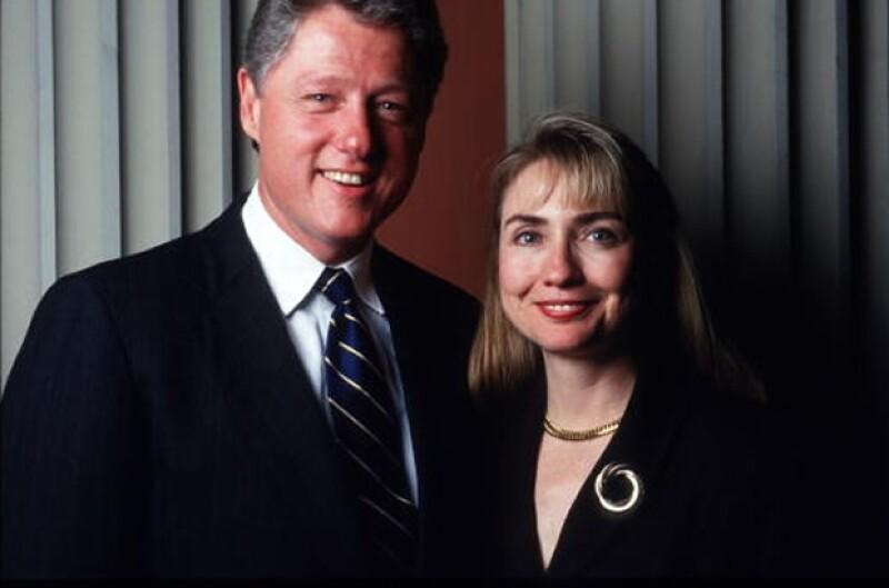 Bill y Hillary se casaron en 1975.