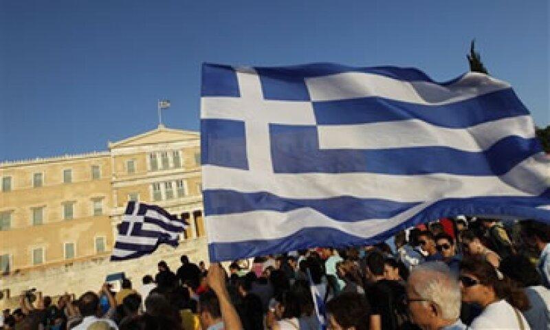 El FMI ha advertido que la crisis en Grecia podría alcanzar a países como EU. (Foto: AP)