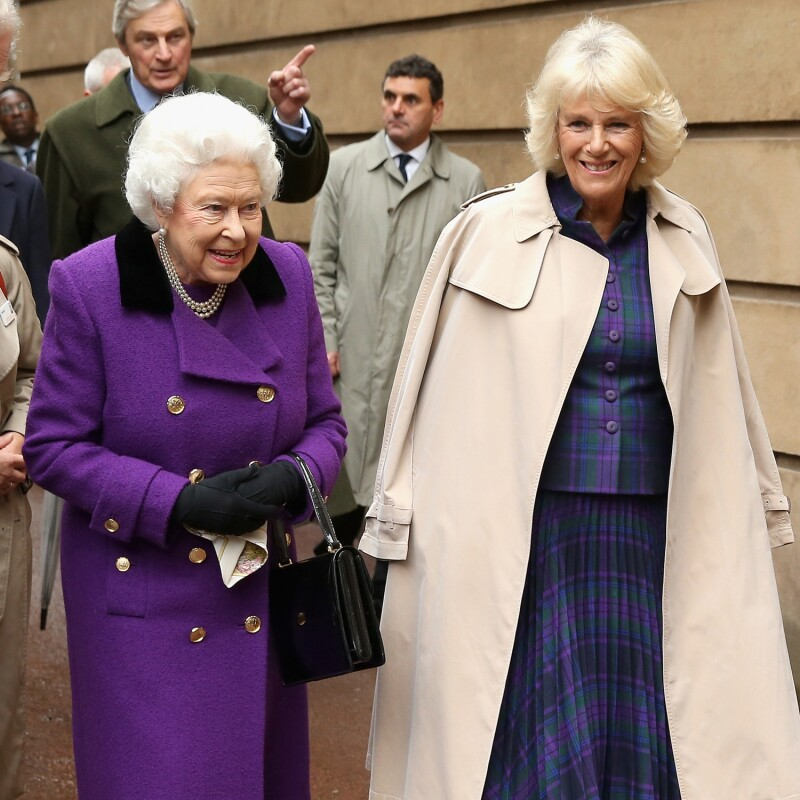 Camilla y Reina