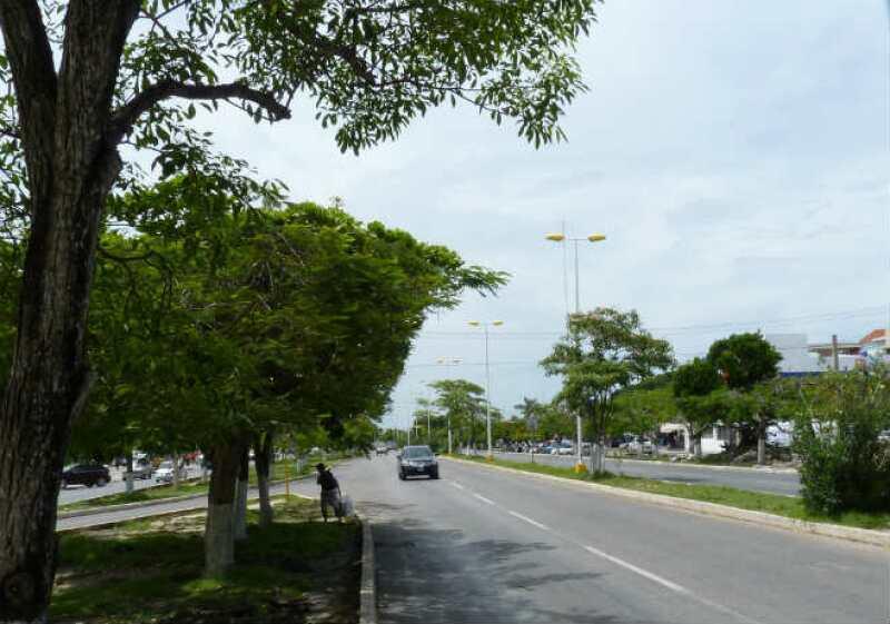 Avenida Tulum