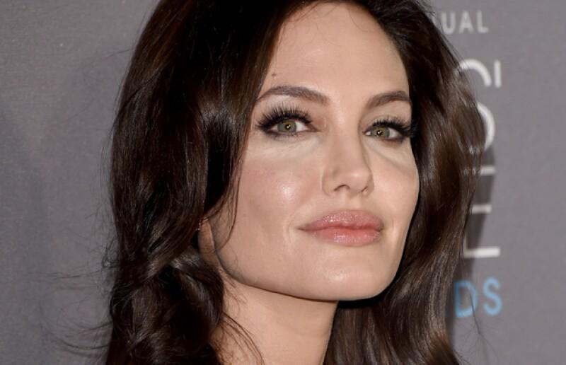 Angelina Jolie es Géminis.