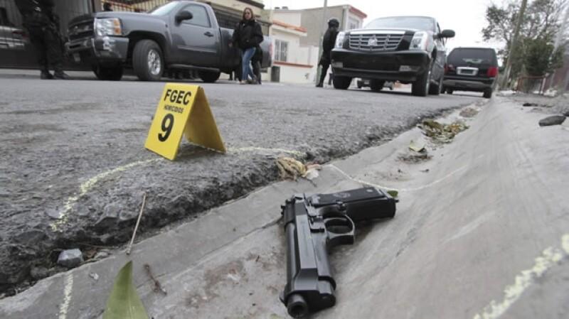 Inseguridad en Coahuila