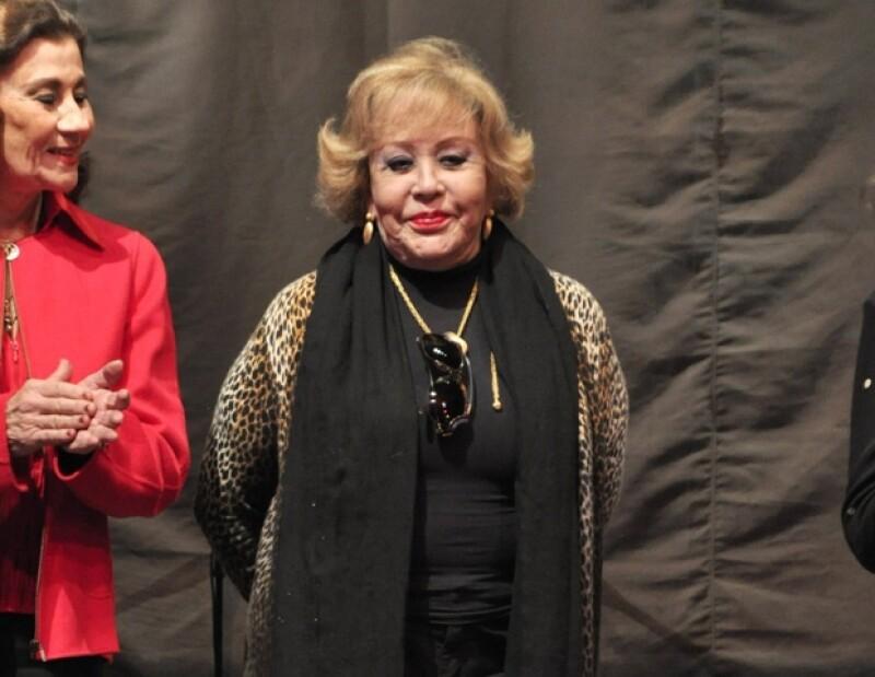 Silvia Pinal es una de las mamás más famosas de México.