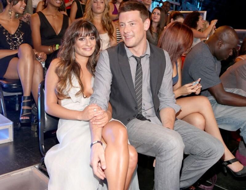 Lea y Cory mantenían una relación de noviazgo desde hace aproximadamente dos años.